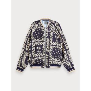 Scotch & soda reversible bomber jacket 156075-0219