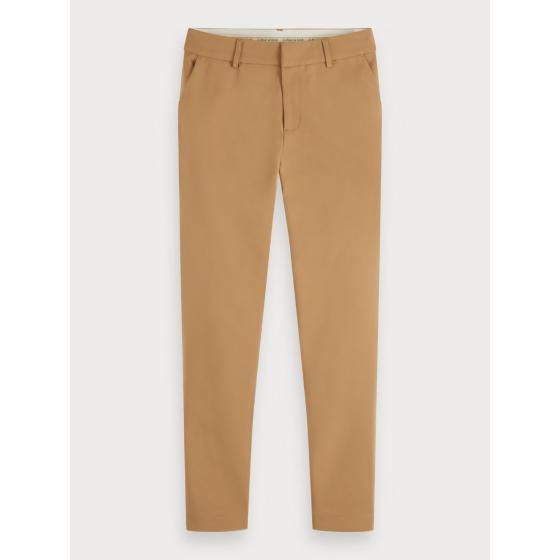 Scotch & soda tailored stretch trousers 156367-0