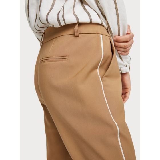 Scotch & soda tailored stretch trousers 156367-2