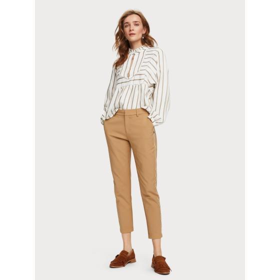 Scotch & soda tailored stretch trousers 156367-3