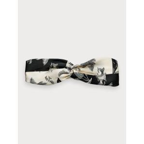 Scotch & soda knotted headband 157521-0587