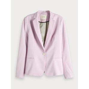 SCOTCH & SODA Classic Tailored Blazer 150035