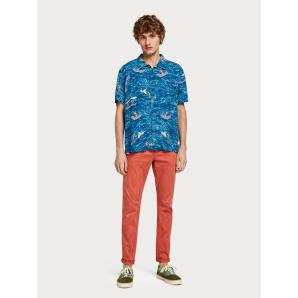 SCOTCH & SODA Surf Print Shirt  Hawaii fit 148924