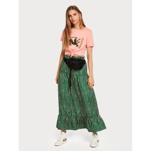 SCOTCH & SODA Printed Maxi Skirt 149930