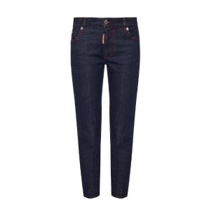Dsquared2 medium waist cropped twiggy jeans S75LB0258
