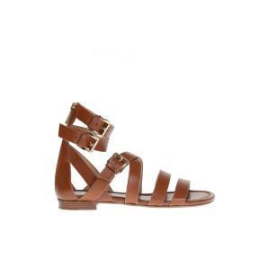 Michael Kors leather flat sandal 40S6JCFA2L