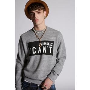DSQUARED2 I Can't Cool Sweater S74GU0529