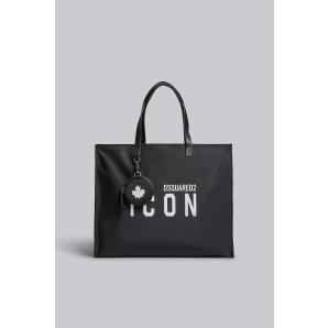 DSQUARED2 Be Icon Shopping Bag SPW0052