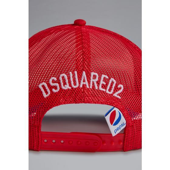 Dsquared2 X pepsi baseball cap BCM0322-2