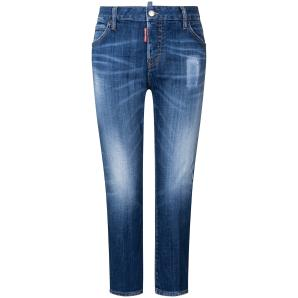 Dsquared2 cool girl cropped jeans S75LB0322