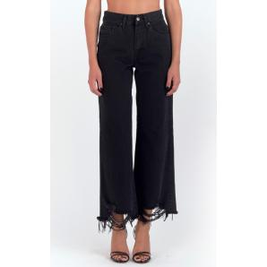 Salt & Pepper Marissa Black S/W Cropped