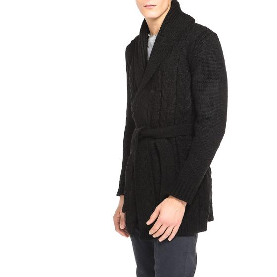 The Project Garments loose fit knitted cardigan PGFWCOKN4301WO-1