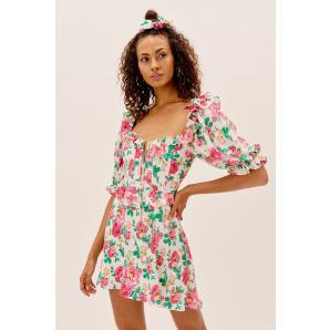 FOR LOVE & LEMONS Imogen Mini Dress ICD2344