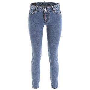 DSQUARED2 cropped jennifer jeans S75LB0185