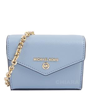 Michael Kors Extra-Small Crossgrain Leather Convertible Card Case