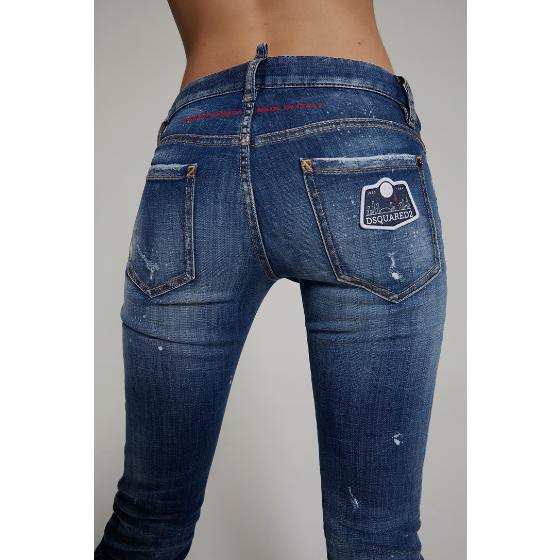 Dsquared2 medium scar jennifer jeans S75LB0282-2