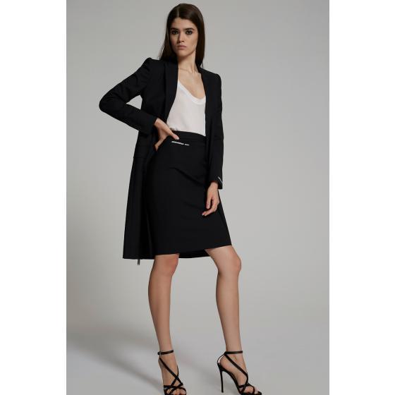 Dsquared2 tropical skirt wool arwen skirt S75MA0717-1