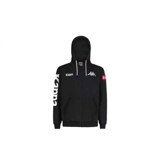 Kappa authentic full zip hoodie 304NQL0-0