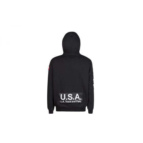 Kappa authentic full zip hoodie 304NQL0-1
