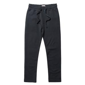 The project garments regular fit cotton sweatpants charcoal grey PGFW192SP5110CO