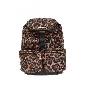 MICHAEL KORS 'PERRY' BACKPACK WITH LEOPARD PRINT 30F9GP0B3C