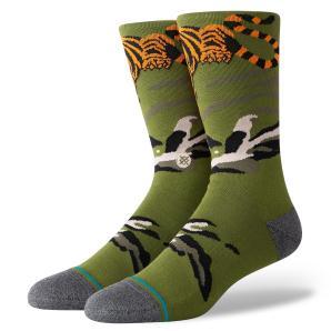 STANCE Big Cat Crew Socks (M548A20BCC)