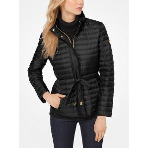 MICHAEL KORS Packable Nylon Puffer Jacket MF62HK67T3
