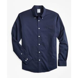 Brooks Brothers Stretch Regent Fitted Sport Shirt, Non-Iron 00160933
