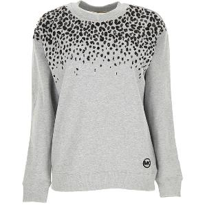 MICHAEL KORS PATTERNED SWEATSHIRT MF95MBEBDD