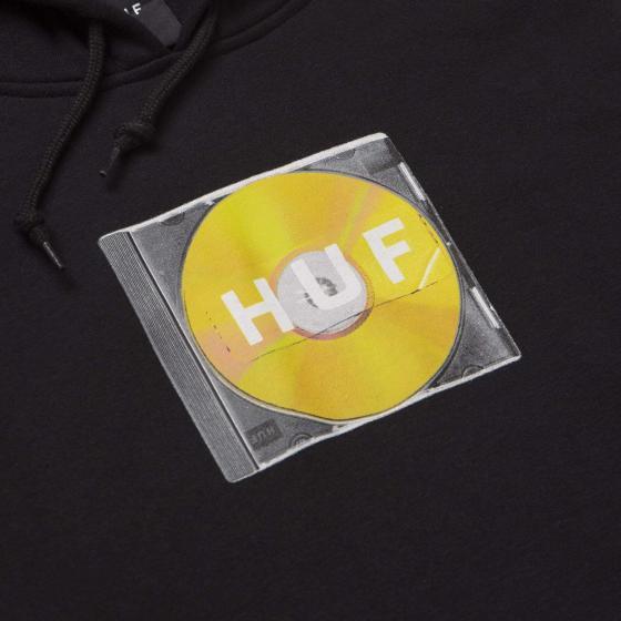 HUF MIX BOX LOGO PULLOVER HOODIE PF00353-2