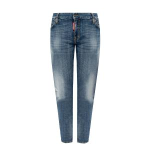 DSQUARED2 medium waist twiggy jeans S75LB0377