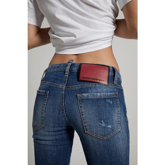 Dsquared2 i love d2 jennifer jeans S75LB0323-2