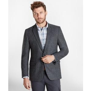 BROOKS BROTHERS Regent Fit Herringbone Sport Coat 00145545-04