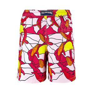 VILEBREQUIN MEN SWIMTRUNKS MAGIC WHALES