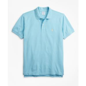 Brooks brothers slim fit supima® cotton performance polo shirt  00132492