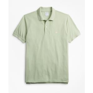 Brooks brothers slim fit supima® cotton performance polo shirt