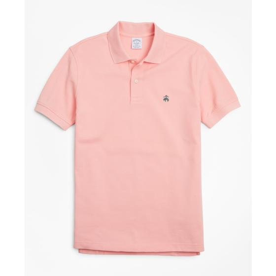 BROOKS BROTHERS Slim Fit Supima® Cotton Performance Polo Shirt 00132491-0