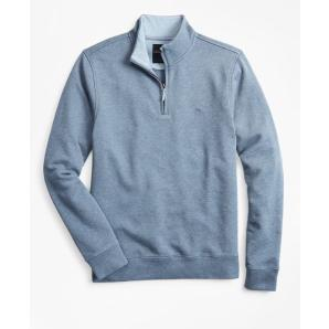 BROOKS BROTHERS French Terry Half-Zip 00145427