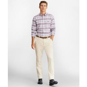 BROOKS BROTHERS Milano Fit Wide Wale Stretch Corduroys 00115480