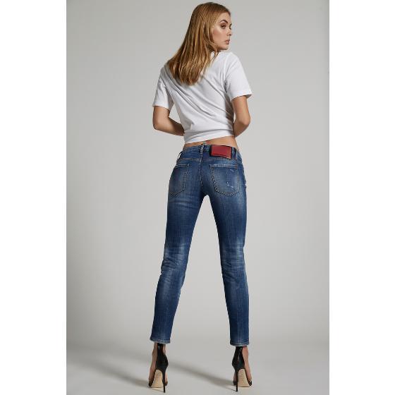Dsquared2 i love d2 jennifer jeans S75LB0323-1
