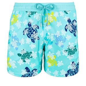 VILEBREQUIN Men glow in the dark swimwear turtles gang