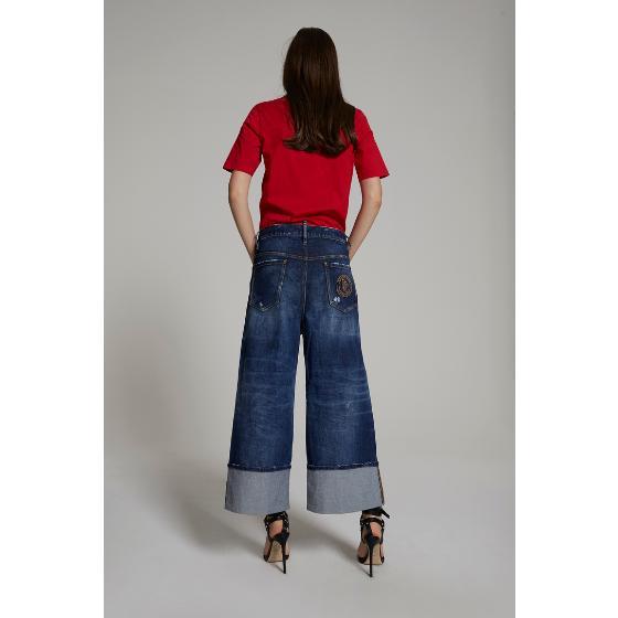 Dsquared2 dark shadow jinny jeans S75LB0255-2