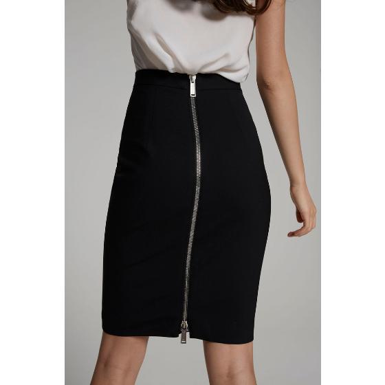 Dsquared2 tropical skirt wool arwen skirt S75MA0717-4
