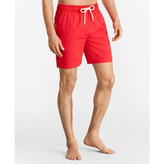 "Brooks Brothers Montauk 6"" Swim Trunks 00146155-2"
