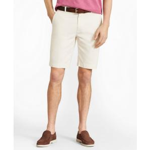"Brooks Brothers Garment-Dyed 10"" Shorts 00163654"