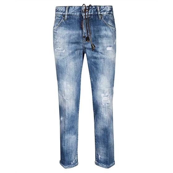 Dsquared2 cool girl cropped jeans S75LB0318-0