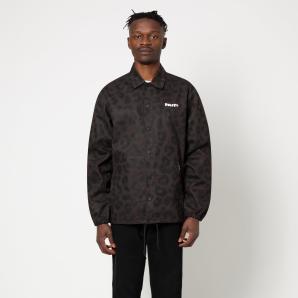 HUF Neo Leopard Coach Jacket