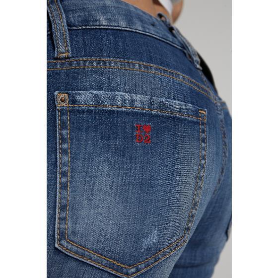 Dsquared2 i love d2 jennifer jeans S75LB0323-3