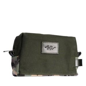 Not Another Bill Camo Wash Bag