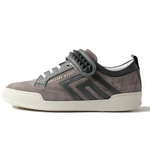 Philipp Plein suede velcro sneakers sm151308